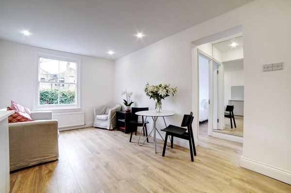 Thumbnail Flat to rent in Brook Drive, Kennington