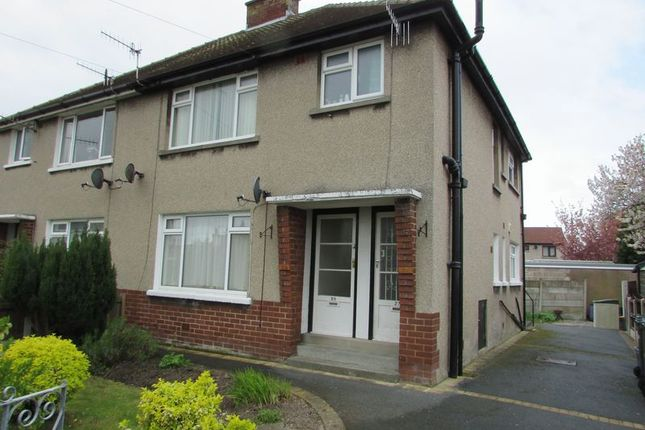 Thumbnail Flat to rent in Sunnyfield Avenue, Morecambe