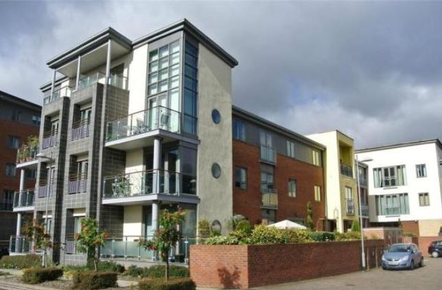 Thumbnail Flat for sale in Fletcher Road, Gateshead