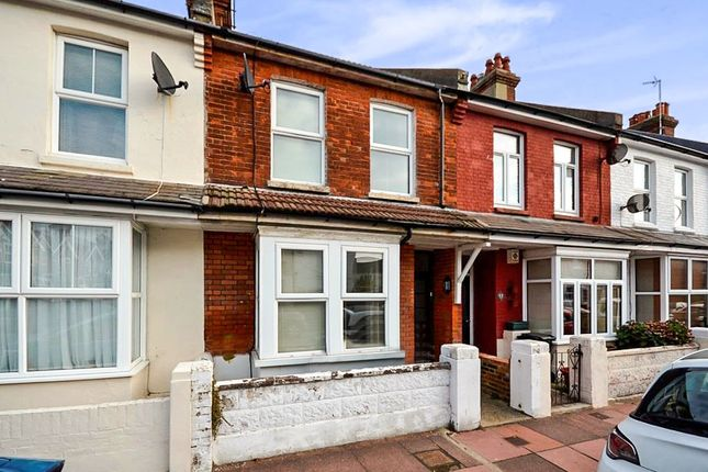 2 bed terraced house for sale in Neville Road, Eastbourne