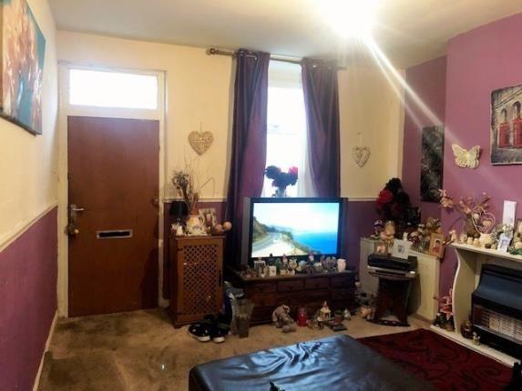 Lounge of Gannow Lane, Burnley, Lancashire BB12