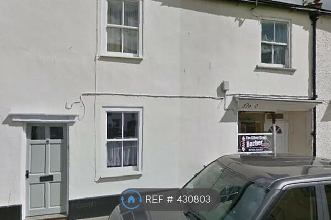 Thumbnail Flat to rent in Silver Street, Axminster