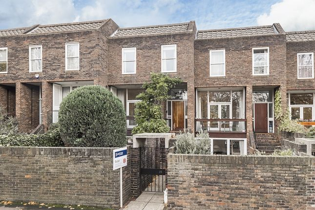 Thumbnail Terraced house to rent in Portland Terrace, The Green, Richmond