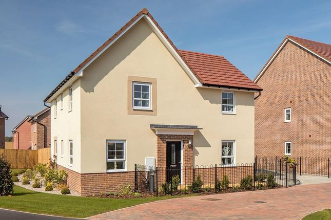 "Thumbnail Detached house for sale in ""Alderney"" at Red Lodge Link Road, Red Lodge, Bury St. Edmunds"