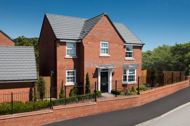 "Thumbnail Detached house for sale in ""Mitchell"" at Sandbeck Lane, Wetherby"