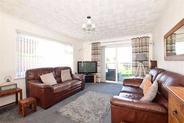 Thumbnail Detached bungalow for sale in Colwell Road, Freshwater, Isle Of Wight