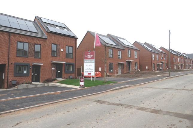 Thumbnail Terraced house for sale in Fifth Avenue, Wolverhampton
