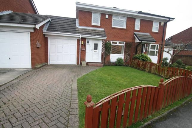 3 bed semi-detached house to rent in Kingfisher Way, Alwoodley, Leeds LS17