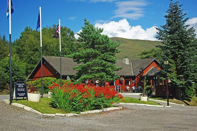 Thumbnail Leisure/hospitality for sale in Onich, Fort William