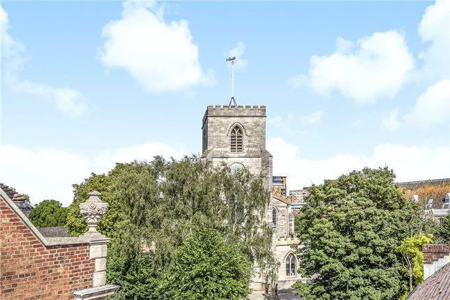 St James Church of Barbers Gate, Poole, Dorset BH15