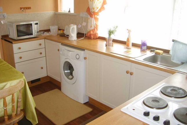 Thumbnail Detached bungalow to rent in Cleddau Avenue, Haverfordwest
