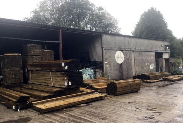Thumbnail Light industrial for sale in Station Yard Mill Lane, Clitheroe
