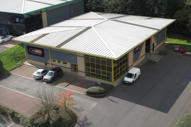 Thumbnail Industrial to let in Unit 3 Eden Close, Rotherham, South Yorkshire