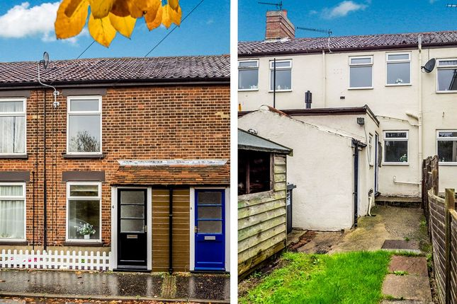 Thumbnail Terraced house for sale in Astley Terrace, Melton Constable