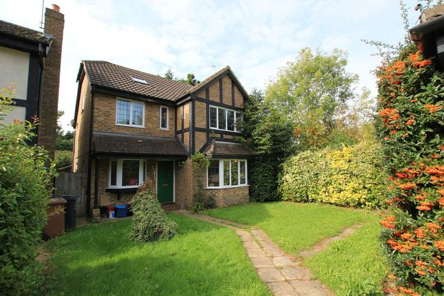 Thumbnail Detached house to rent in Grenville Way, Stevenage
