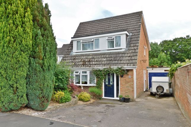 Detached house for sale in Devonshire Way, Fareham