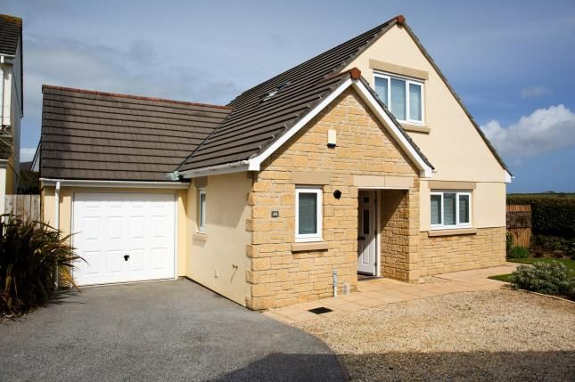 Thumbnail Detached house for sale in Helston, Cornwall