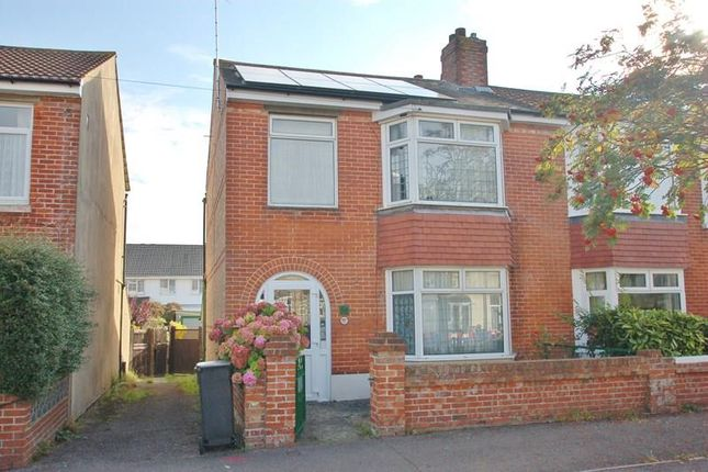 3 bed semi-detached house for sale in Oval Gardens, Alverstoke, Gosport