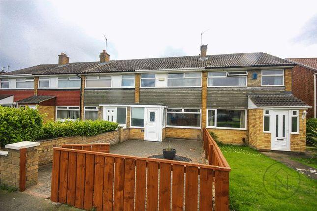 Thumbnail Terraced house for sale in Wolviston Back Lane, Billingham