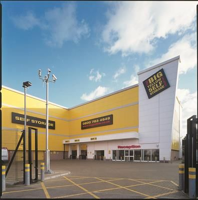 Warehouse to let in Big Yellow Self Storage Watford, 1 Ascot Road, Watford, Hertfordshire