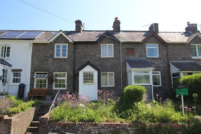 Thumbnail Terraced house for sale in Talybont-On-Usk, Brecon