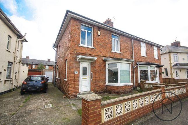 Thumbnail Semi-detached house to rent in Cowpen Lane, Billingham