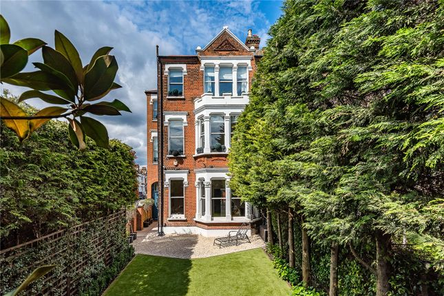 Thumbnail End terrace house for sale in Clapham Common North Side, London