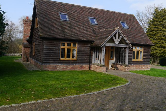Thumbnail Detached house to rent in Cotmans Ash Lane, Kemsing