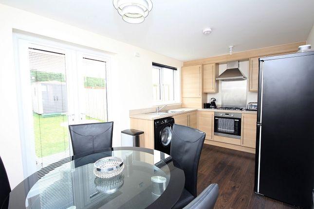 Kitchen / Diner of 45 Resaurie Gardens, Smithton, Inverness IV2