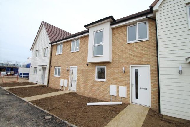 3 bed terraced house for sale in Richardson Way, Littlehampton, West Sussex