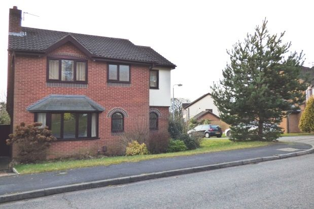 Thumbnail Detached house to rent in Houghley Close, Macclesfield