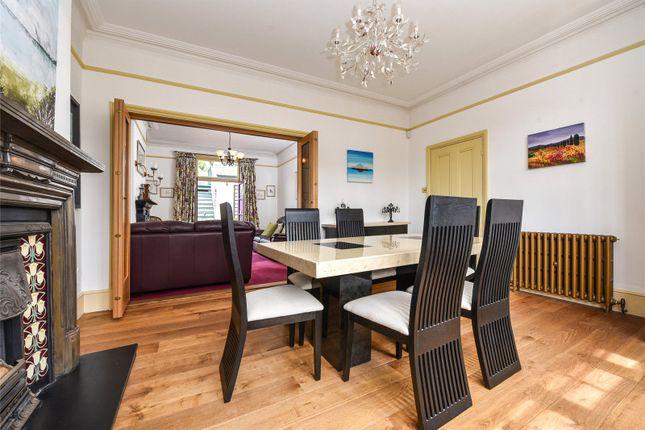 Dining Room of Maltravers Street, Arundel, West Sussex BN18