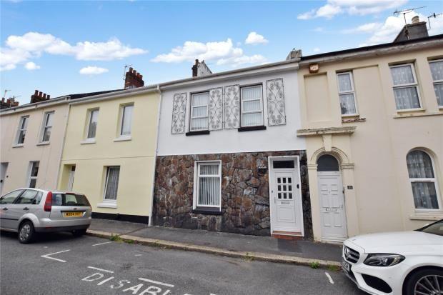 Thumbnail Terraced house for sale in Laira Street, Plymouth, Devon