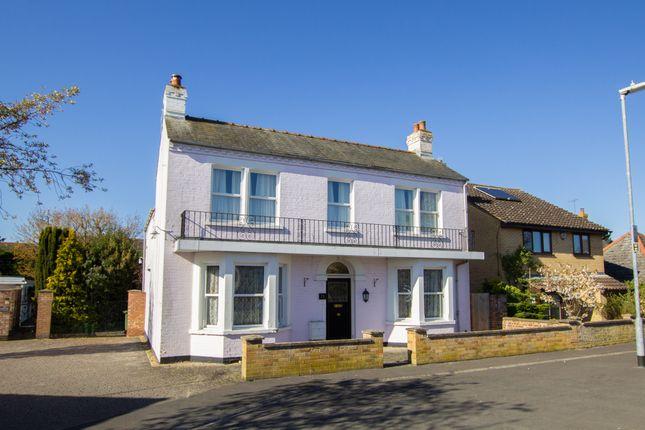 Thumbnail Detached house for sale in Narrow Lane, Histon