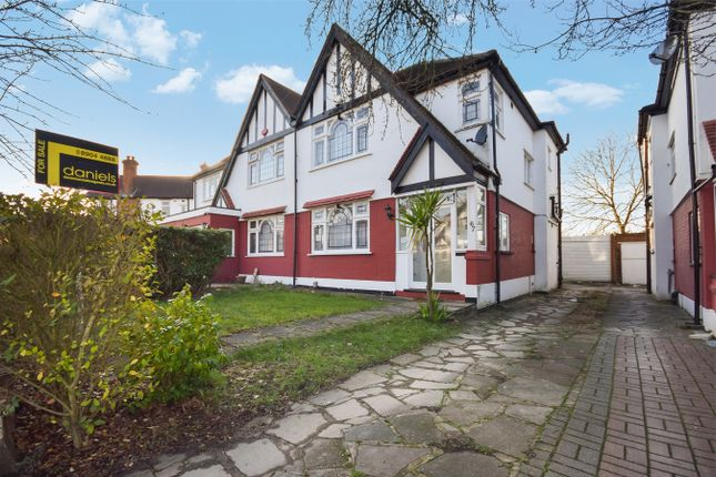 Semi-detached house for sale in The Fairway, Wembley, Middlesex