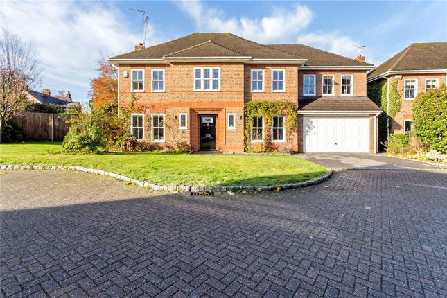 Thumbnail Detached house for sale in Pelham Place, Rowledge, Farnham, Surrey