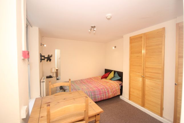 Thumbnail Studio to rent in Glen Park Avenue, Mutley, Plymouth