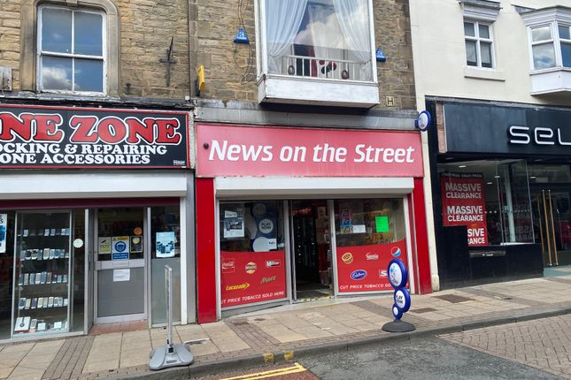Retail premises for sale in Newgate Street, Bishop Auckland