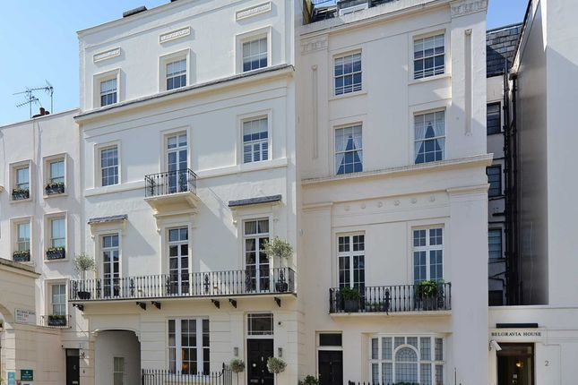 Thumbnail Property for sale in Halkin Place, London