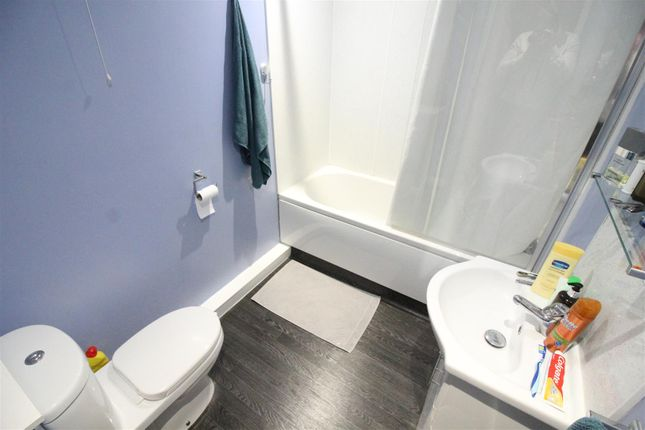 Bathroom of Rosedale Mansions, Boulevard, Hull HU3