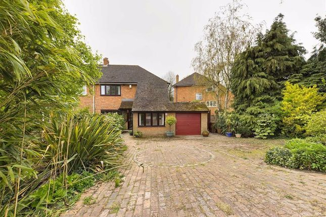 Thumbnail Semi-detached house for sale in Copperhouse Road, Strood, Rochester