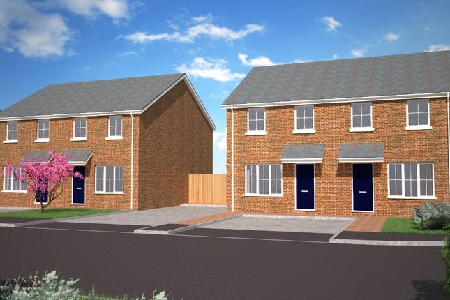 Semi-detached house for sale in 84B St Faiths Road, Alcester