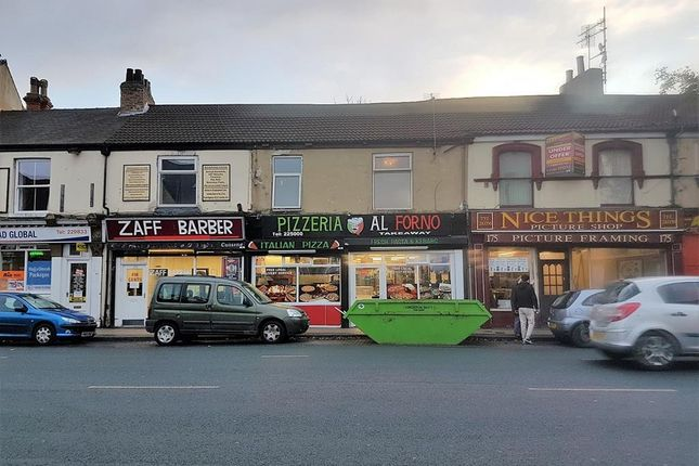 Thumbnail Retail premises for sale in 173A & B Spring Bank, Hull, East Yorkshire