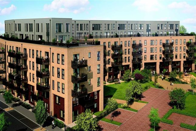 Thumbnail Flat for sale in Trinity Way, London