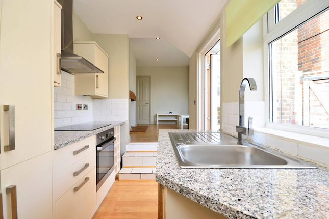 Thumbnail Semi-detached house to rent in Millmead Terrace, Guildford