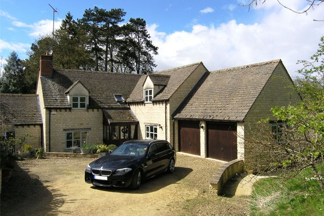 Thumbnail Detached house for sale in Hixet Wood, Charlbury, Chipping Norton, Oxfordshire