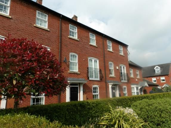 Thumbnail Terraced house for sale in Willowbrook Way, Rearsby, Leicester, Leicestershire