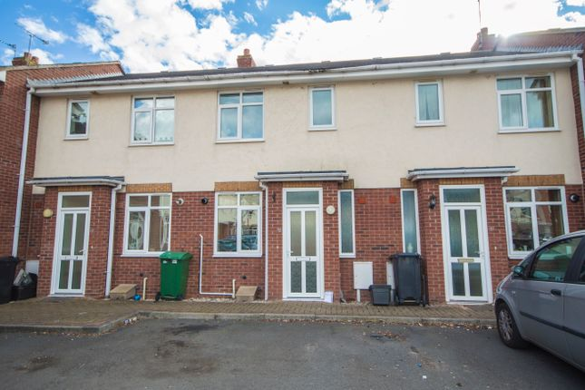 Thumbnail Terraced house for sale in Orchard Square, Highley, Bridgnorth