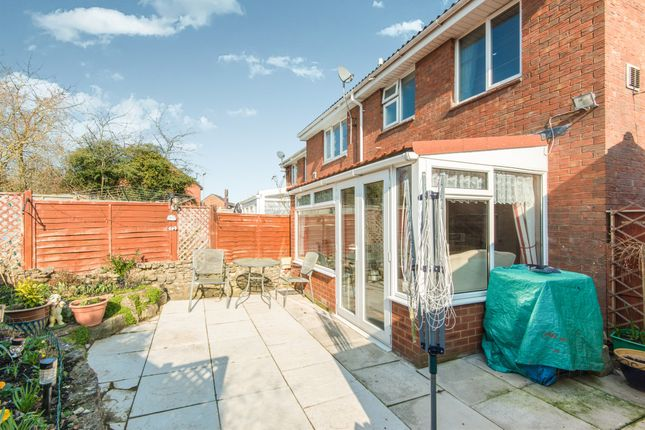 Thumbnail End terrace house for sale in Brecon Close, Chandlers Ford, Eastleigh