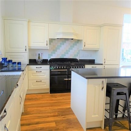 Thumbnail Terraced house for sale in Dugdale Road, Poundbury, Dorchester